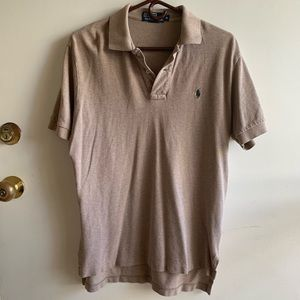 Polo by Ralph Lauren Tan Polo - Medium